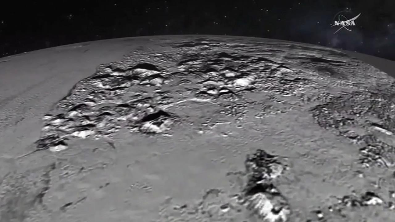nasa images of pluto - photo #38