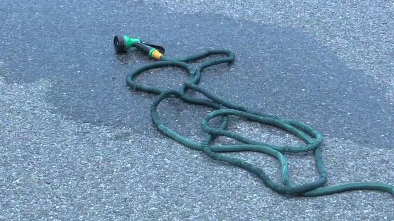 expandable garden hoses