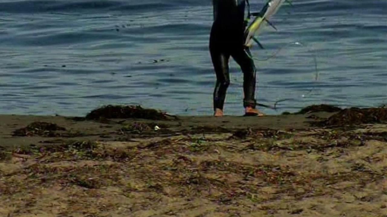Theres a warning out about Cowell Beach in Santa Cruz, ranked as one of the dirtiest on the West Coast because of unsafe levels of E. coli.