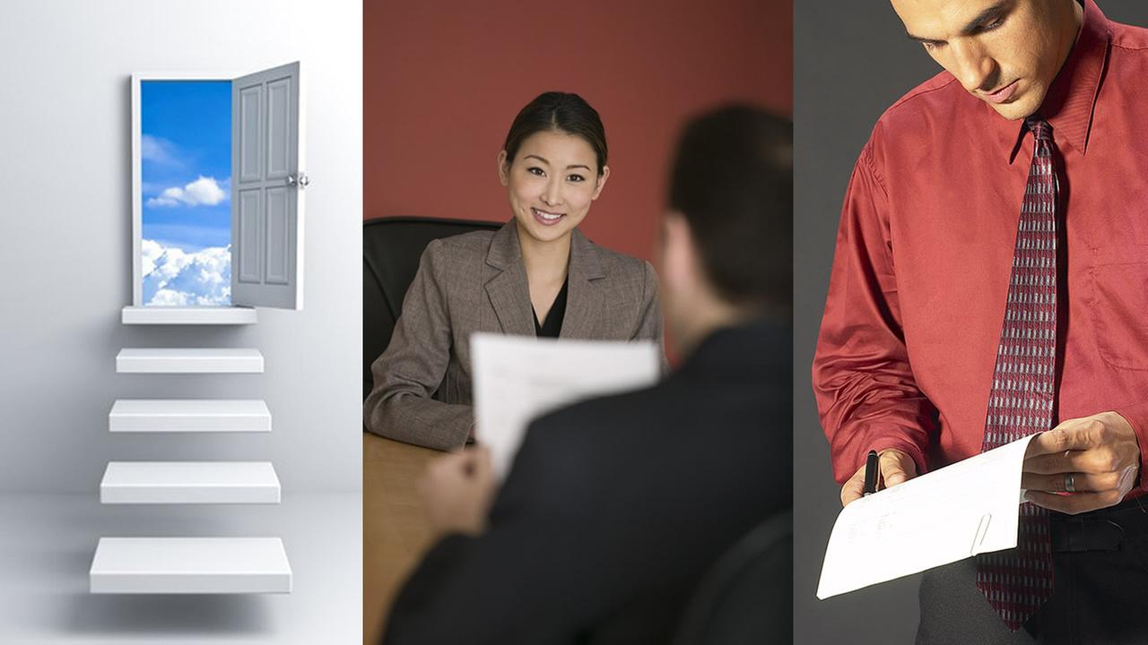 Simple steps to your dream career