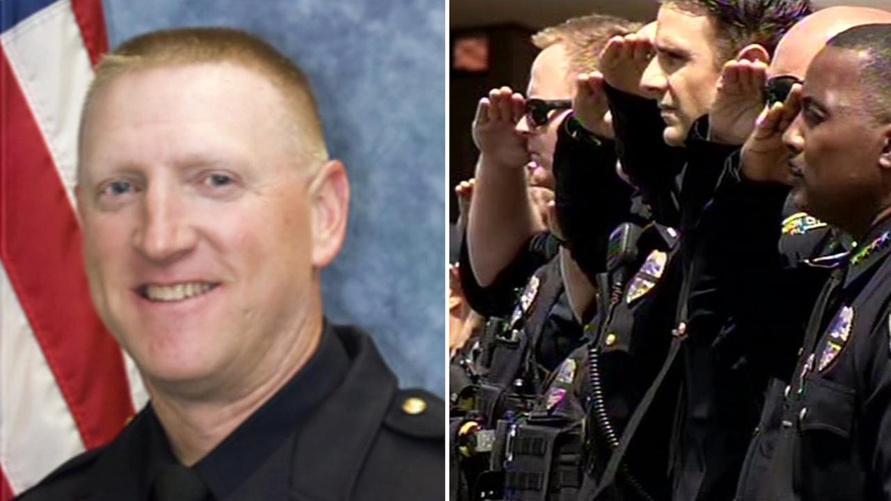 Hayward Police Sgt. Scott Lunger.