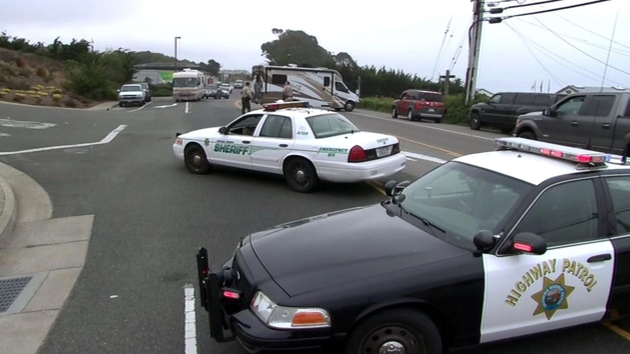 Police are investigating a shooting in Bodega Bay, Friday, July 31, 2015.