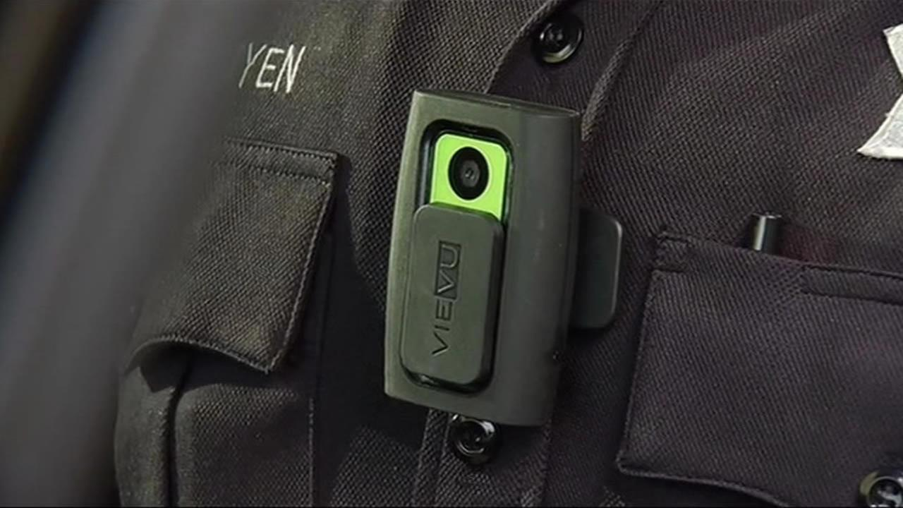 Belmont City Council approves wearable cameras for its police force