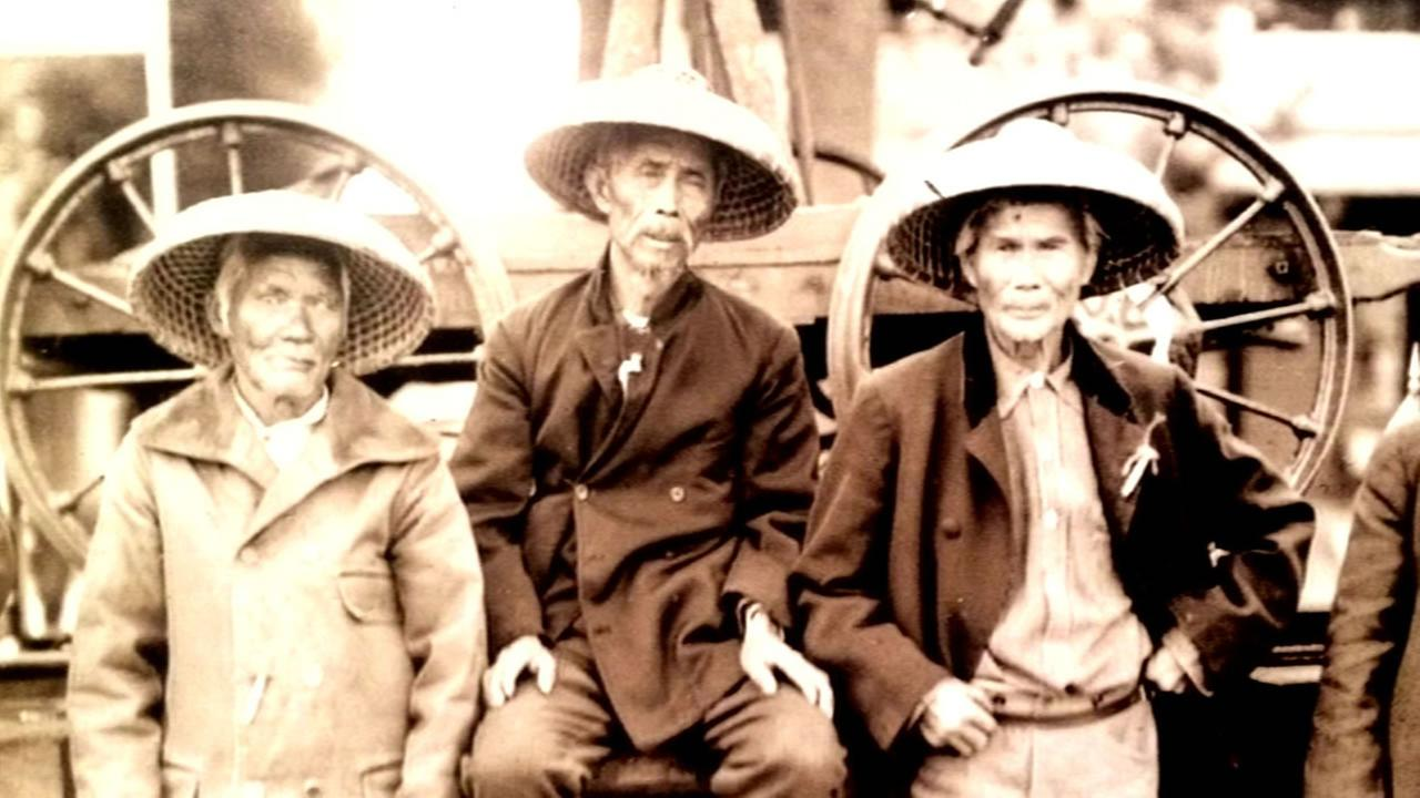Many of the people who built the Transcontinental Railroad werent Americans but Chinese, and now theres an effort underway to tell their story.
