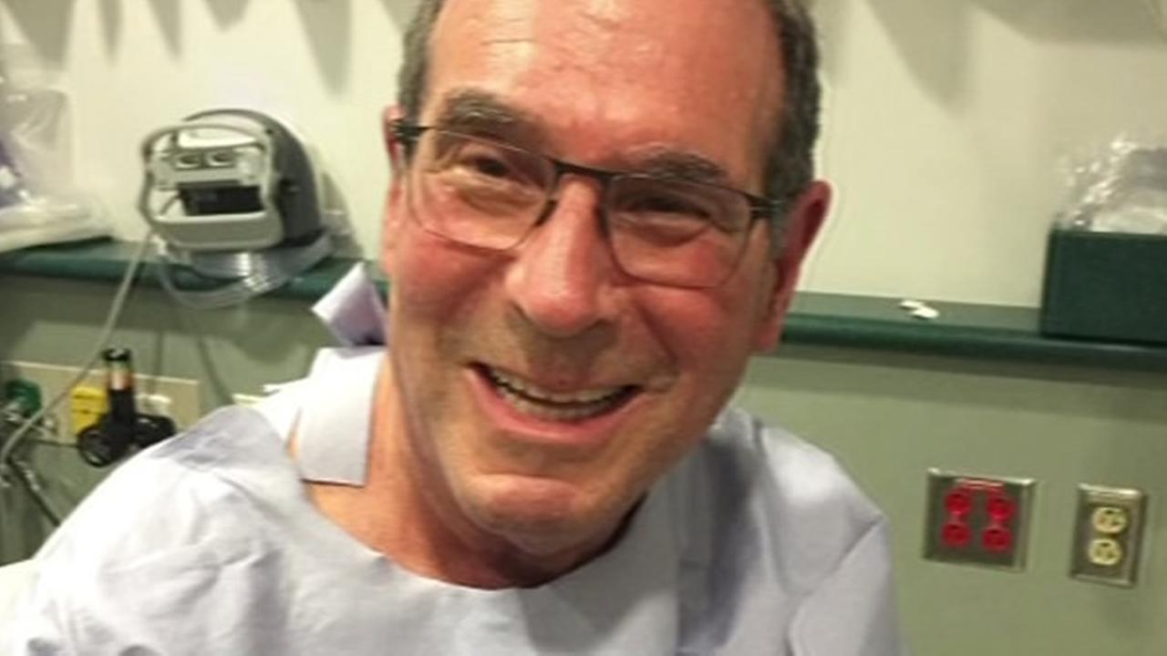 KGO Radio talk show host Ronn Owens is undergoing brain surgery at UCSF in San Francisco on Thursday, August 6, 2015.