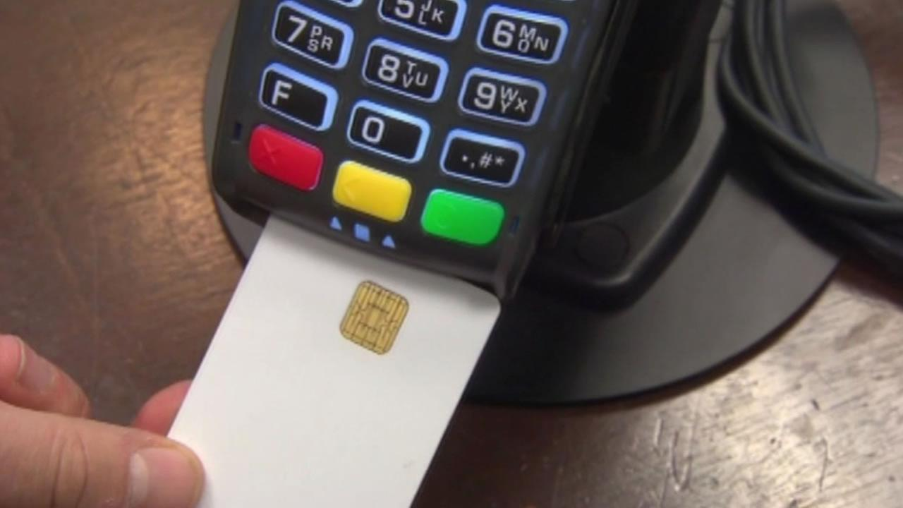 The biggest changes to credit cards in years are now underway. Banks and retailers are switching from magnetic strip-based cards to ones with smart chips.