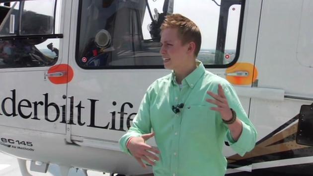 Tennessee teenager says Siri saves his life