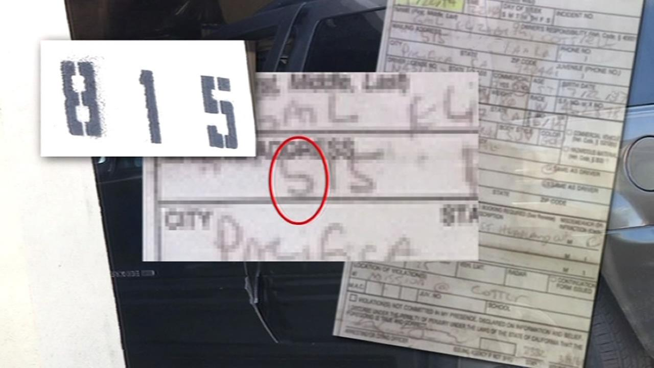 mistake on a fix-it ticket