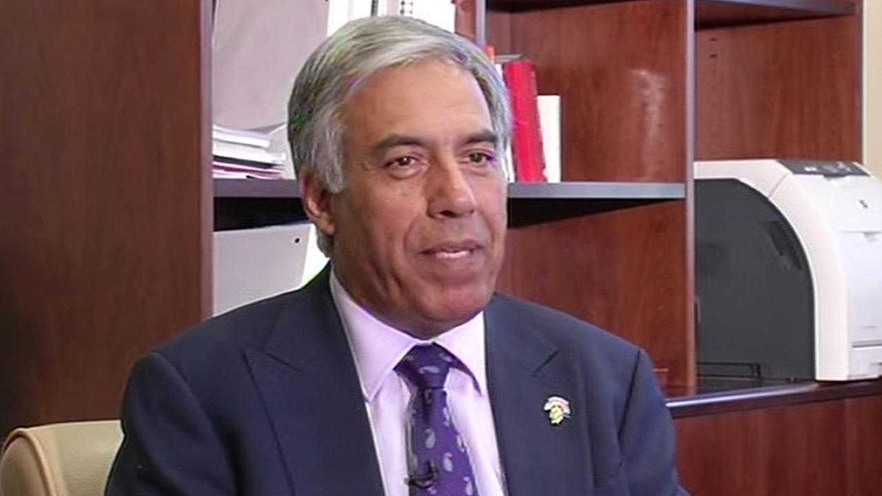 Dr. Mohammad Mo Qayoumi, Ph.D.