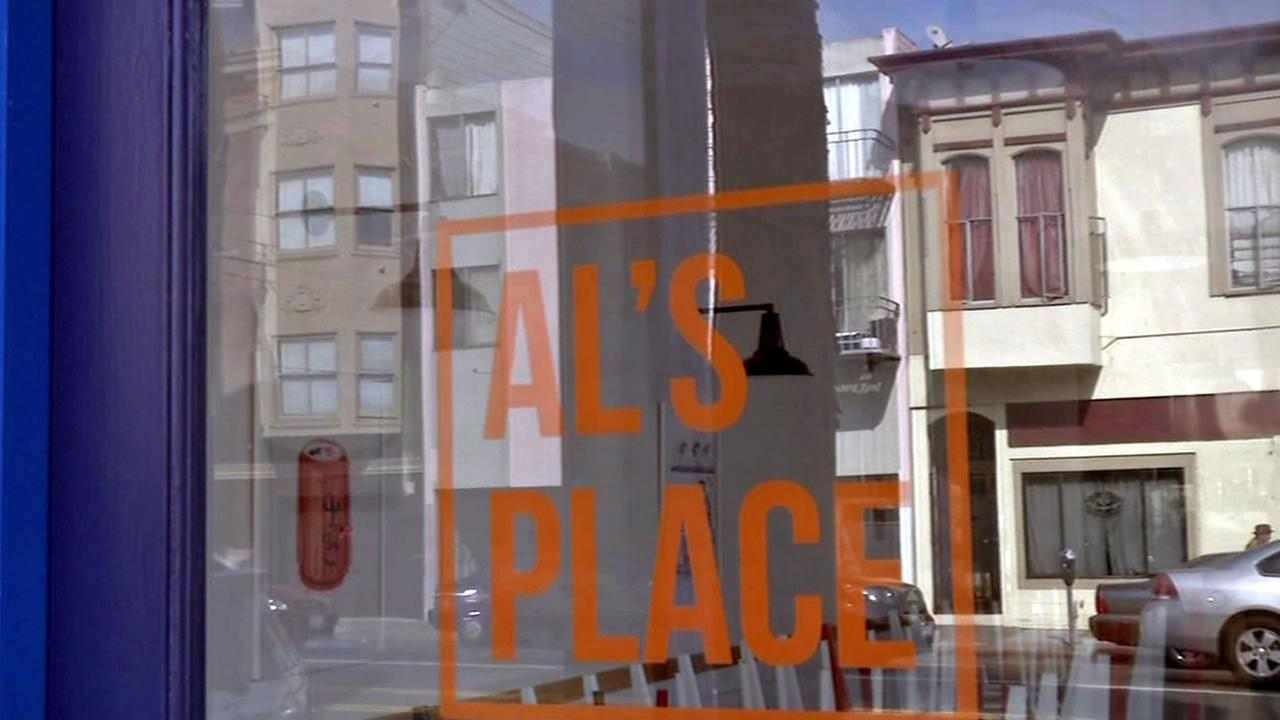 Als Place in San Francisco is seen on Tuesday, August 18, 2015.