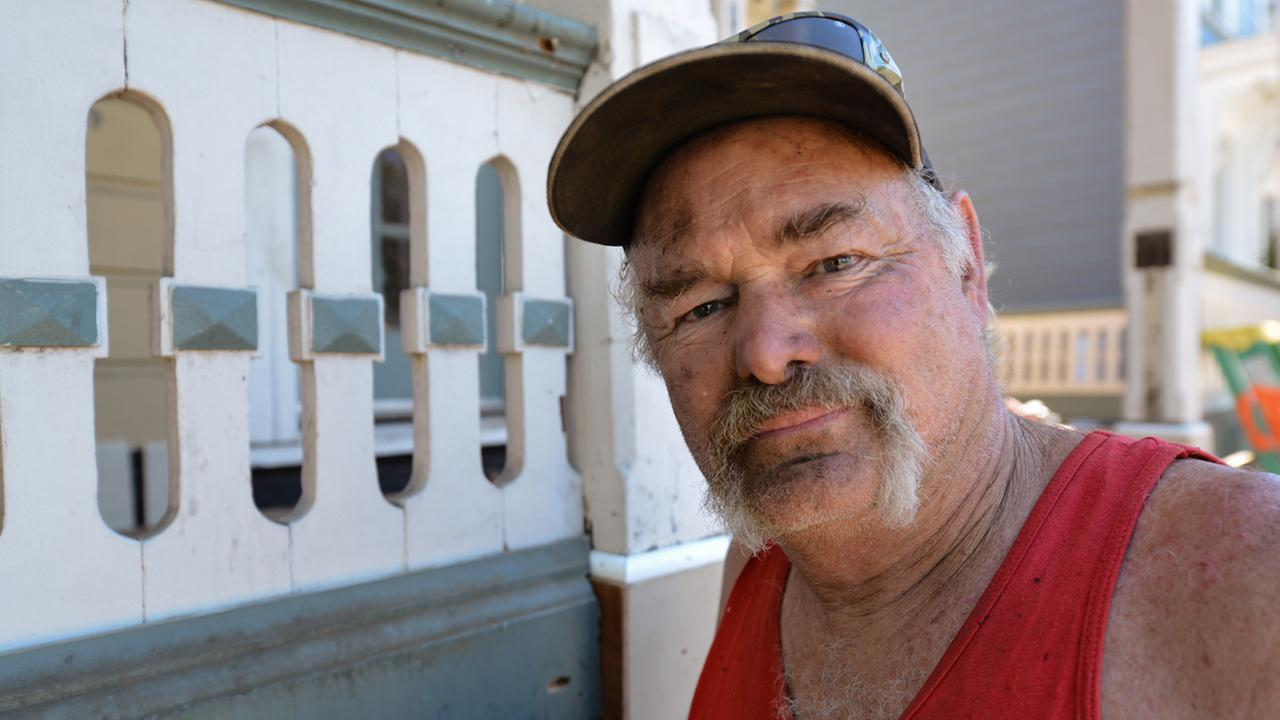 In Napa, Calif. on August 12, 2015, I asked contractor Brian Jones how long until he needs to look for work. About five years, he said. This is a face you can trust. KGO-TV/Wayne Freedman