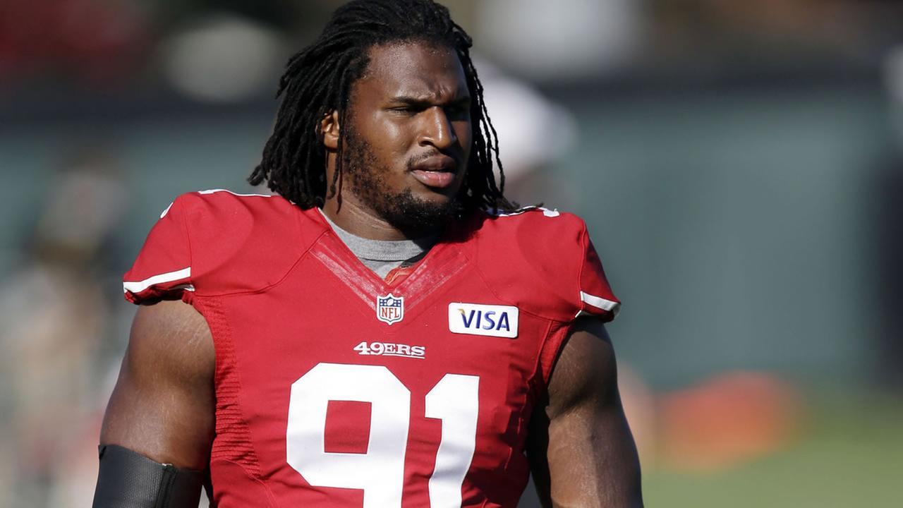 Judge dismisses rape charge against former 49er McDonald
