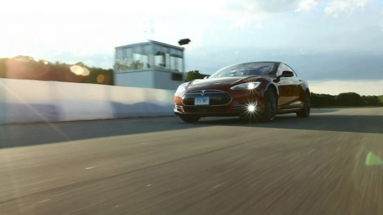 Consumer Reports tests Teslas newest model, the S P85D.