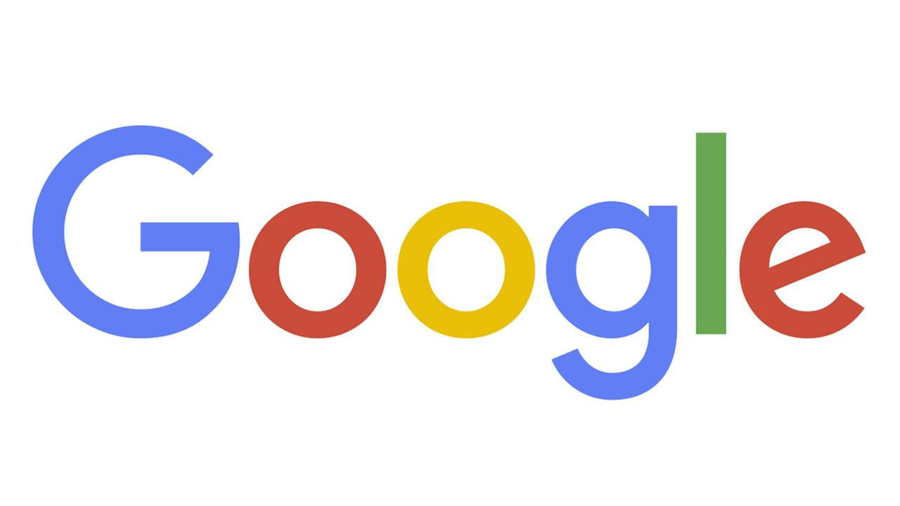 This image provided by Google shows the companys new logo. Google is refining its famous logo as it prepares to become a part of a new holding company called Alphabet.