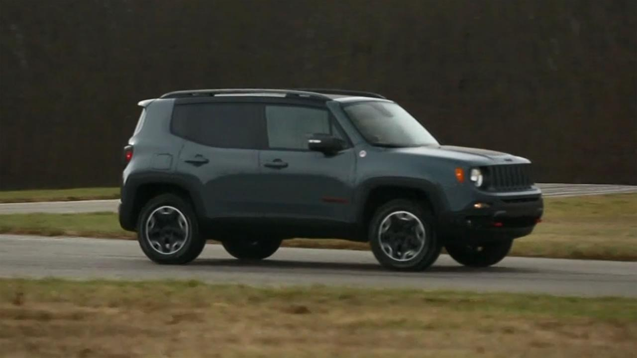 Consumer Reports tests 2015 Jeep Renegade