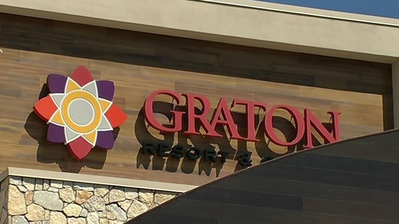 Graton Casino logo
