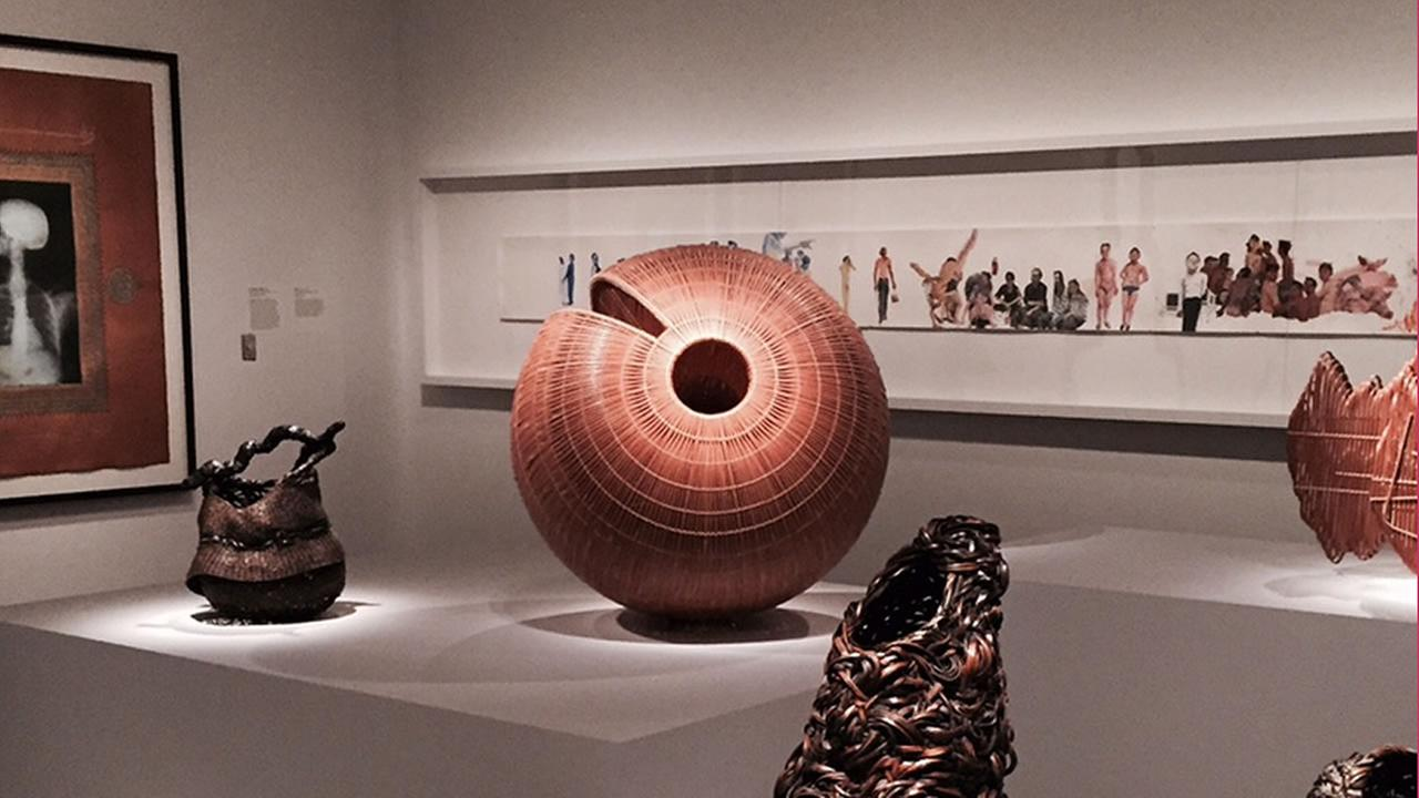 First Look, a new exhibit has opened at the Asian Art Musueum in San Francisco and runs throught Oct. 11, 2015.