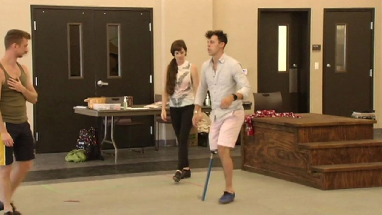 Broadway tap dancer, singer and teacher Evan Ruggiero is helping close Transcendence Theaters summer season this weekend in Sonoma.