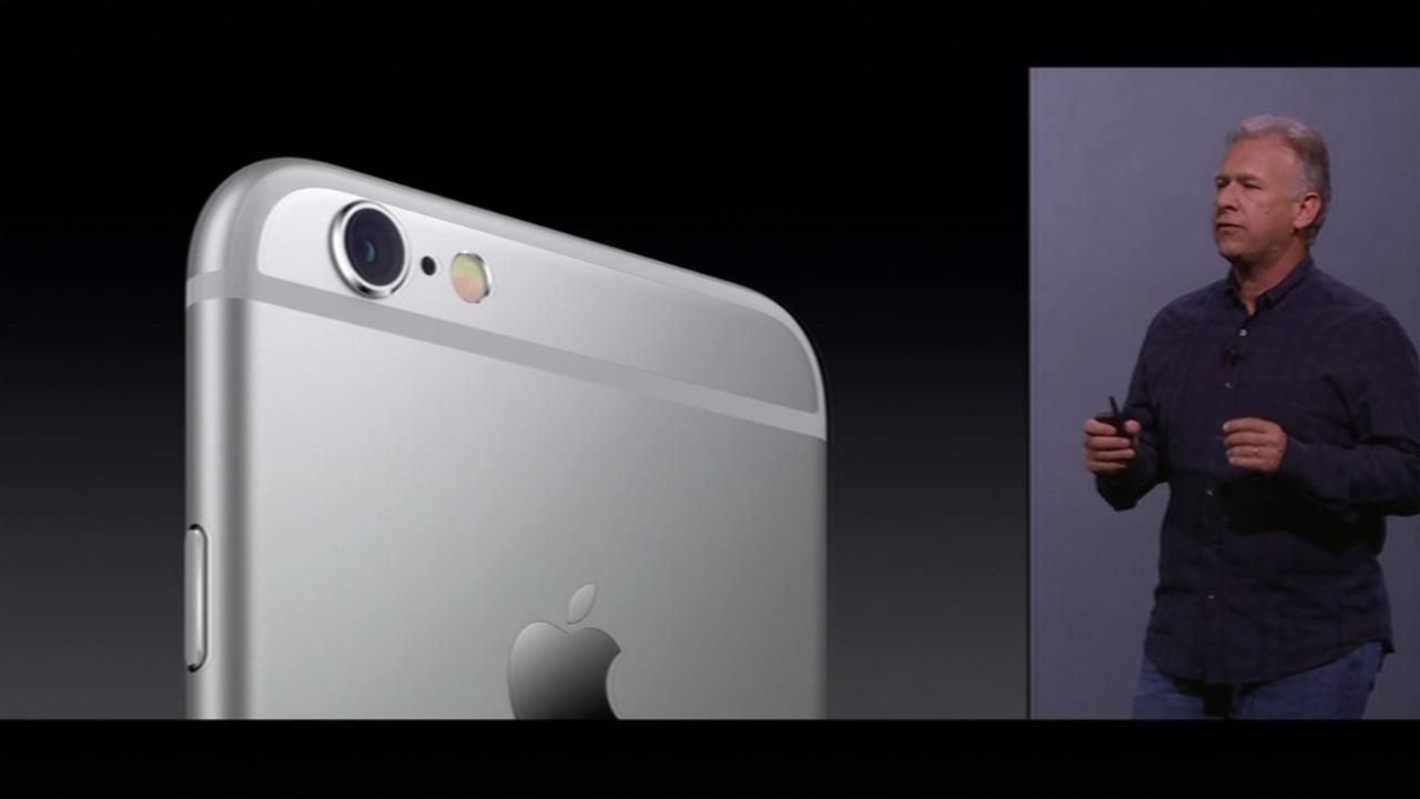 Apple unveiled a series of new gadgets, including new iPhones, iPadPro and Apple TV at their big event in San Francisco on Wednesday, September 9, 2015.KGO-TV