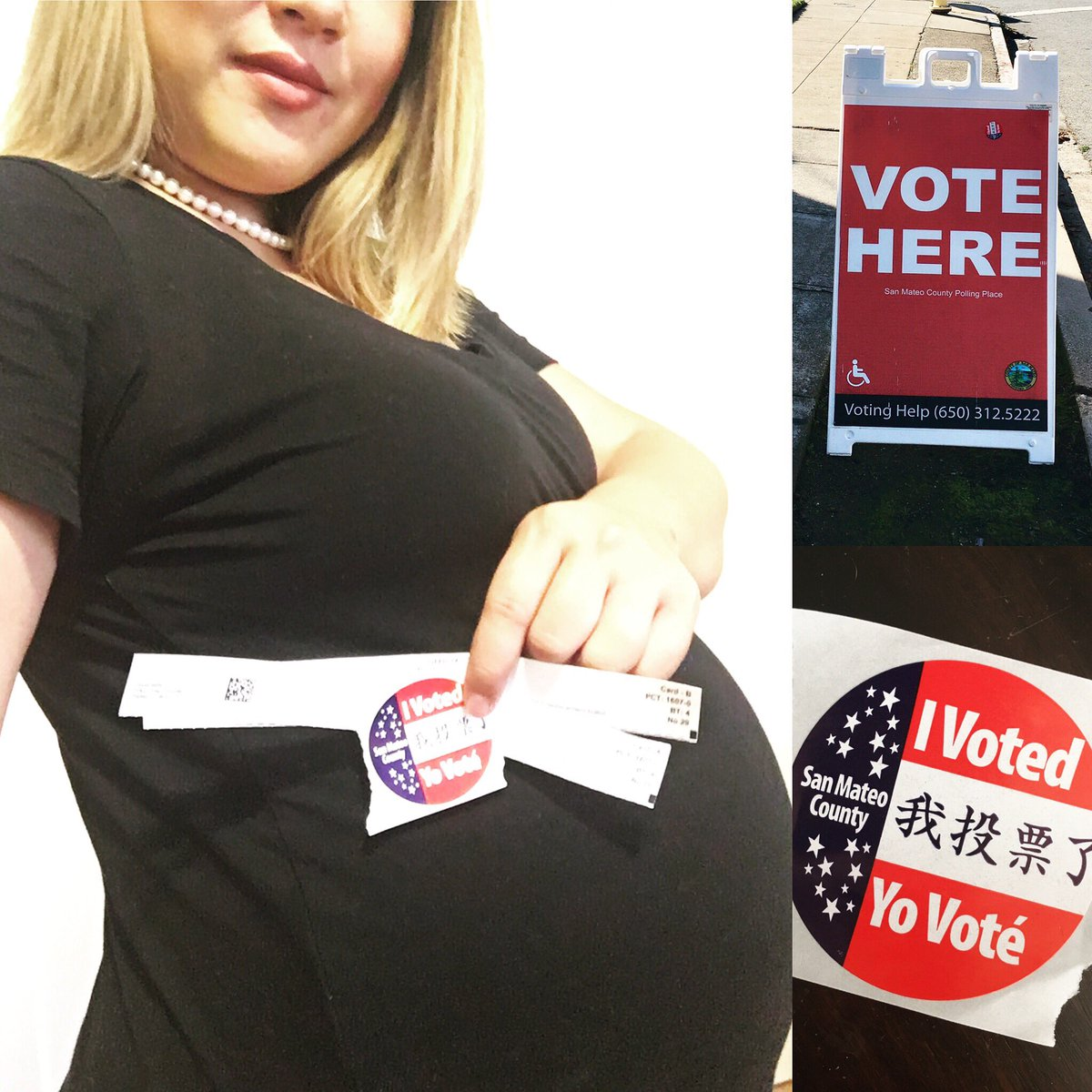 "<div class=""meta image-caption""><div class=""origin-logo origin-image none""><span>none</span></div><span class=""caption-text"">It's Election Day in the Bay Area, and ABC7 News viewers are sending in their photos using #abc7now. (KimmieSakamoto/Twitter)</span></div>"