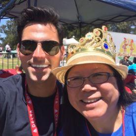 <div class='meta'><div class='origin-logo' data-origin='none'></div><span class='caption-text' data-credit='KGO-TV'>Participants in the 2017 AIDS Walk San Francisco are seen on Sunday, July 16, 2017.</span></div>