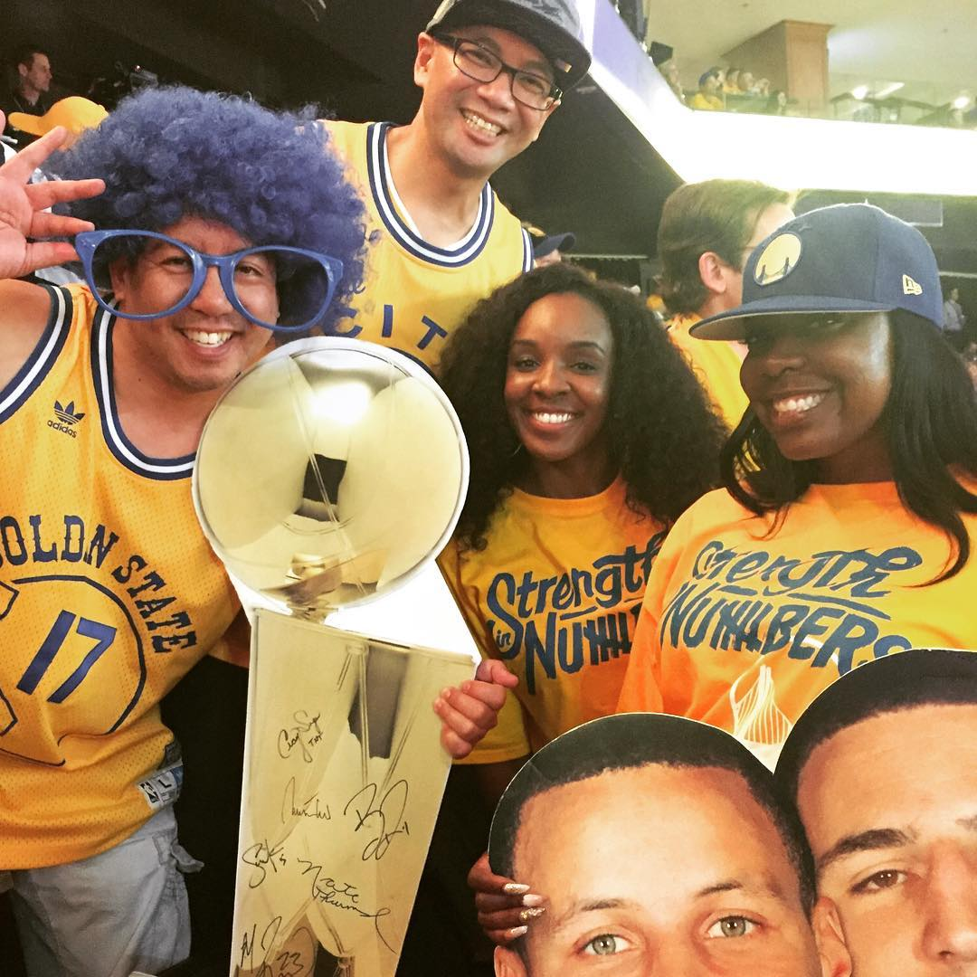 <div class='meta'><div class='origin-logo' data-origin='none'></div><span class='caption-text' data-credit='Photo submitted to KGO-TV by @splashfro/Twitter'>We want to see your fan pride, so tag your photos #DubsOn7 and we may feature them here or on TV.</span></div>