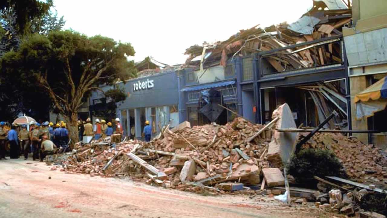 video vault abc7 news coverage from 1989 loma prieta earthquake