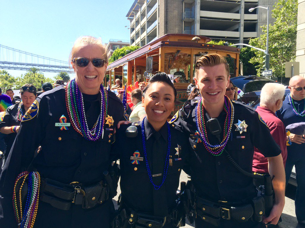 "<div class=""meta image-caption""><div class=""origin-logo origin-image none""><span>none</span></div><span class=""caption-text"">San Francisco Pride Parade on Sunday, June 25, 2016. (Photo submitted to KGO-TV by @OfficerGrace/Twitter)</span></div>"