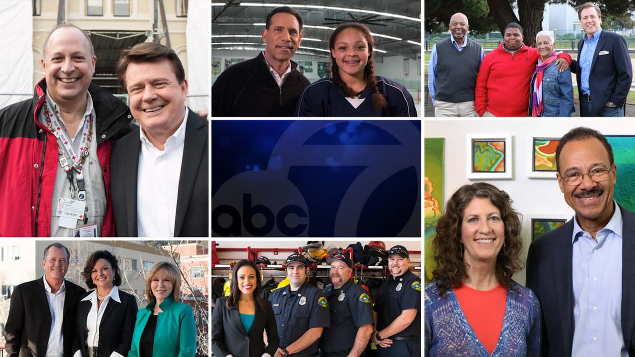 Meet the ABC7 News Stars Where You Live