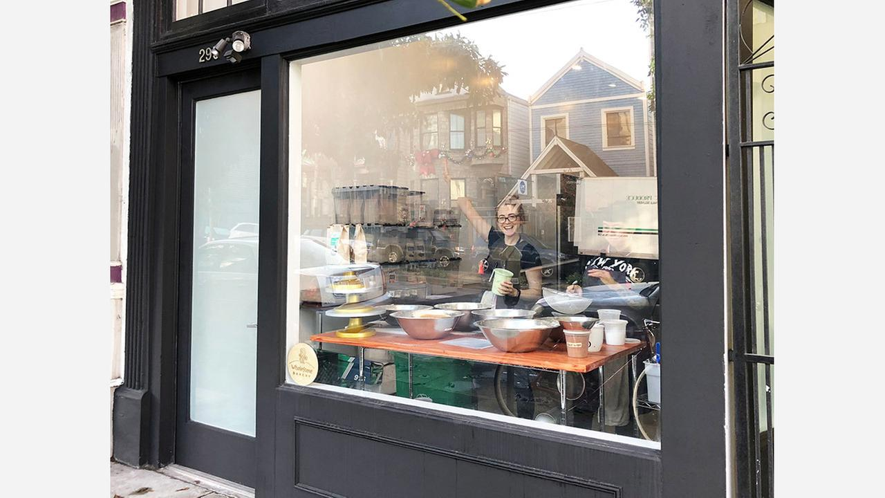 Plant-Based 'Wholesome Bakery' Opens On Divisadero