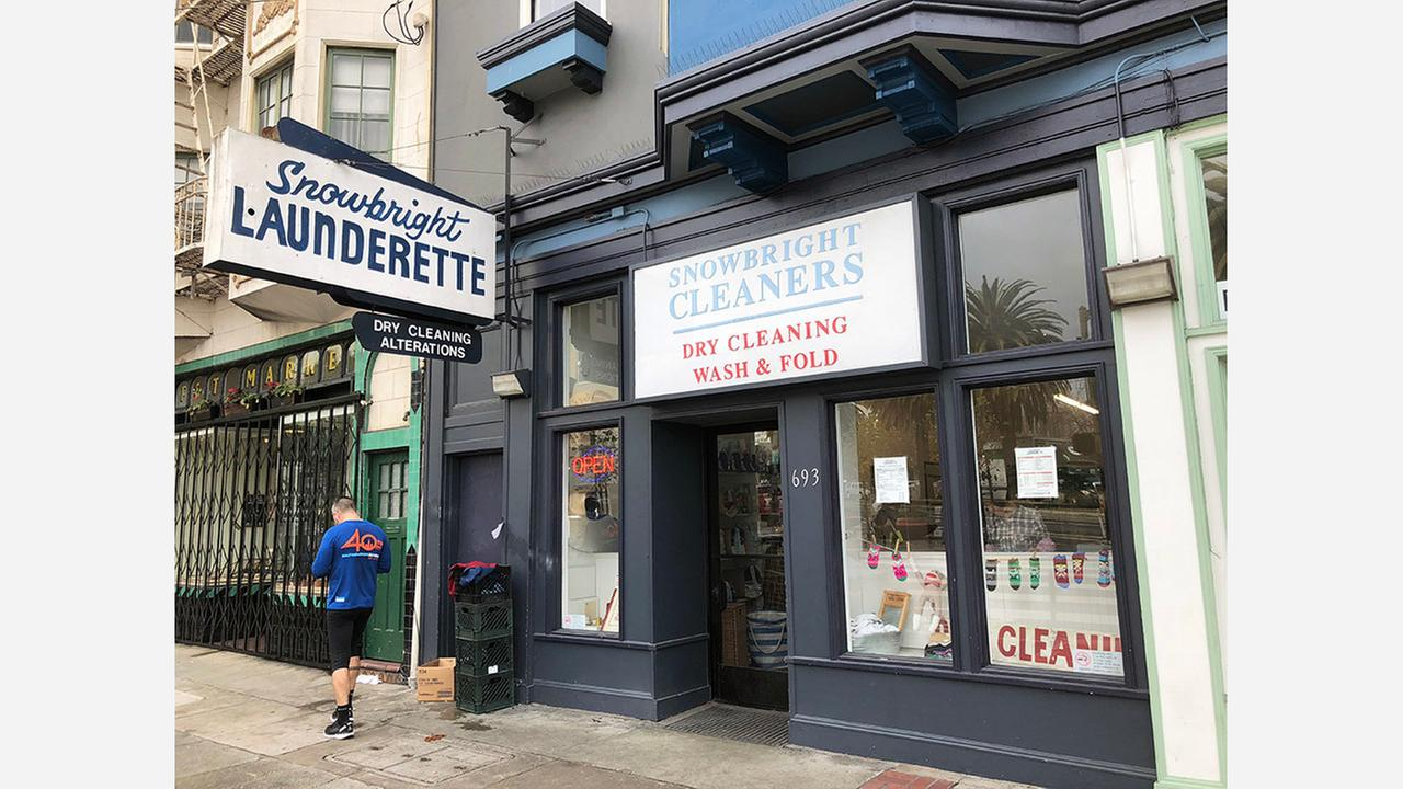 Castro's 'Snowbright Launderette' to shutter at end of month