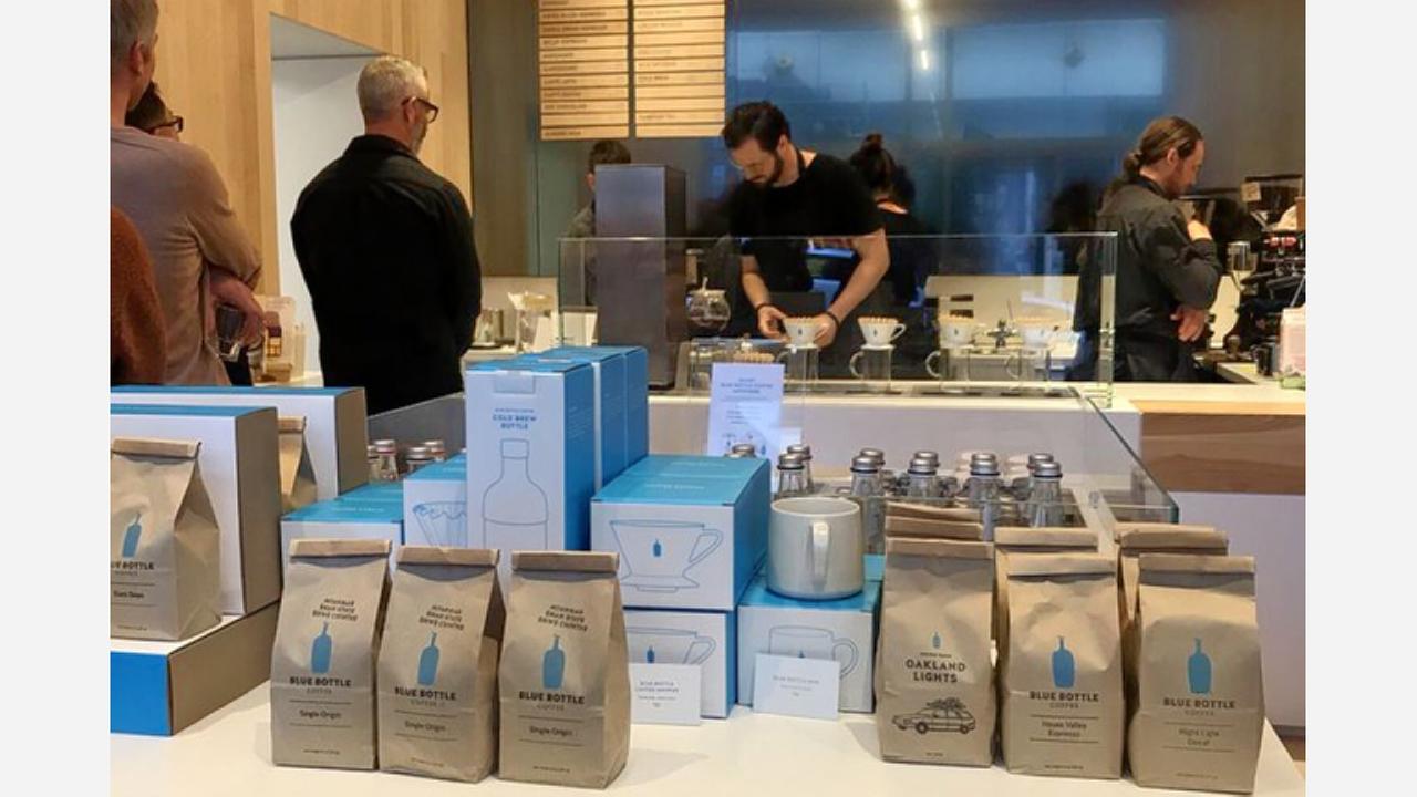 Food Network Blue Bottle Coffee