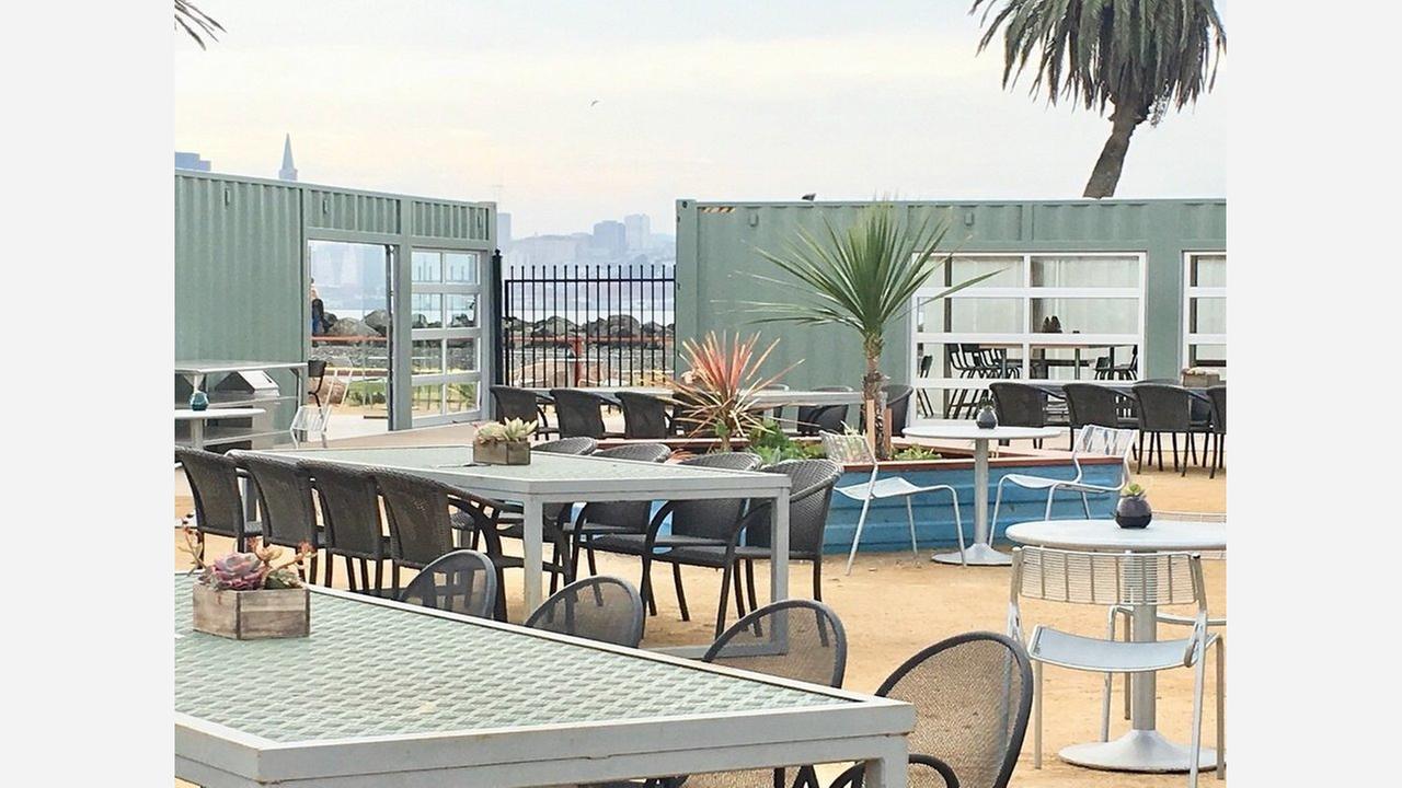 Restaurant & Bar 'Mersea' Now Open On Treasure Island