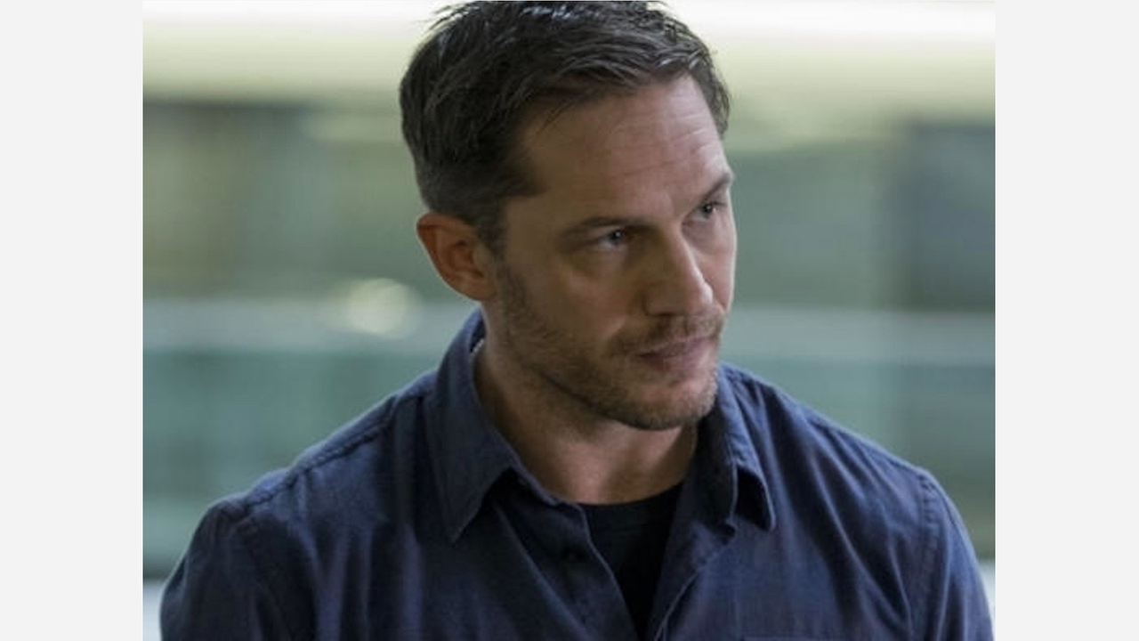 Tom Hardy In Town To Shoot 'Venom' On Location