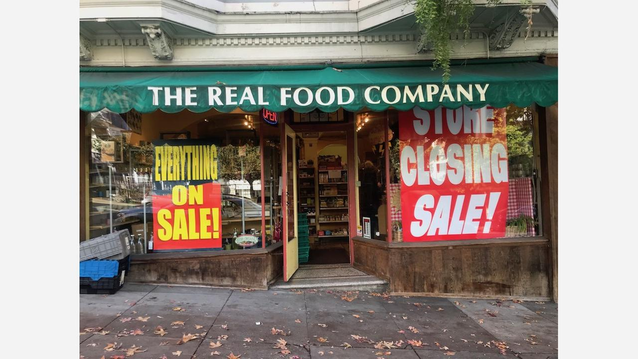 2 Natural Foods Markets In Cole Valley & Outer Richmond Closing
