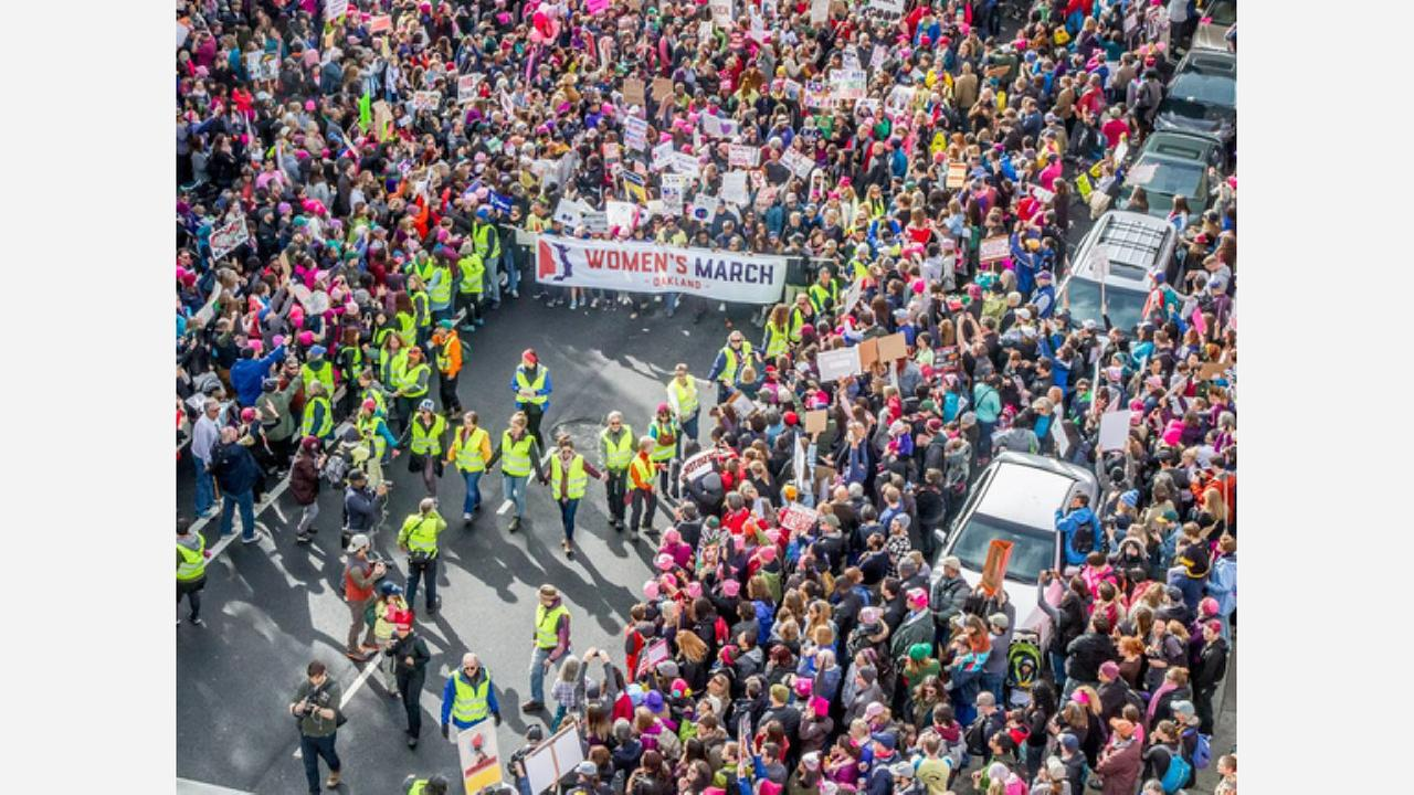 Oakland Weekend: Women's March, Hella Comedy, Live Music, More