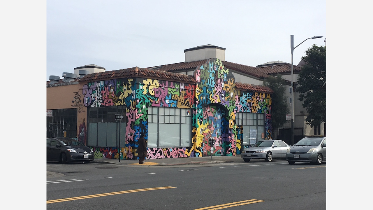 Former Mission Garage To Become 5-Story Mixed-Use Development