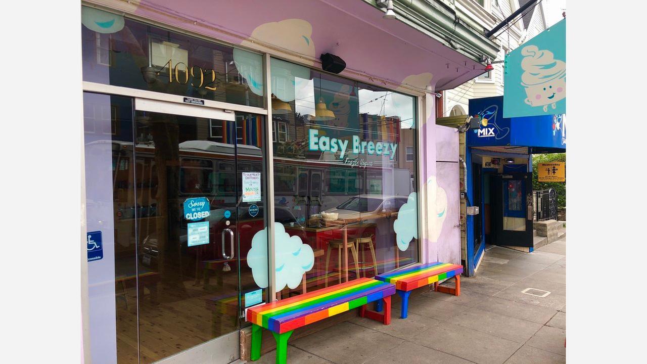 Castro's 'Easy Breezy' Frozen Yogurt Closing Friday