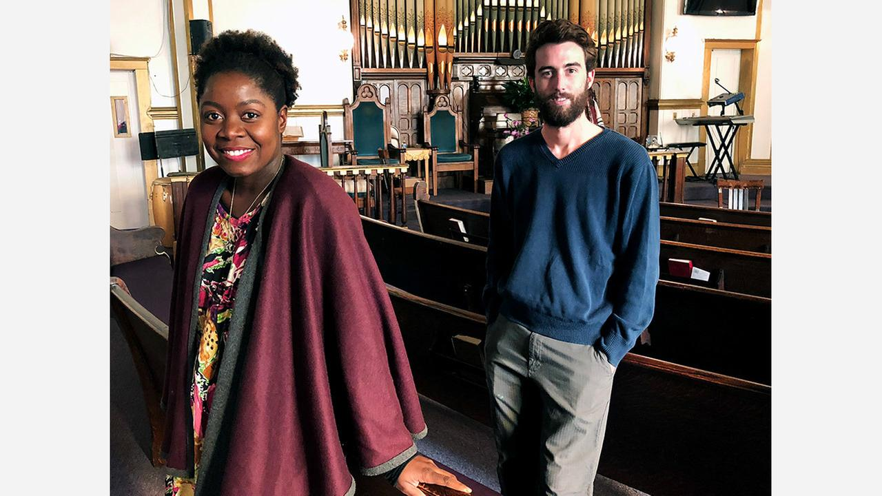 Duo Hope To Convert Hayes Valley Church Into Community Space, Gallery