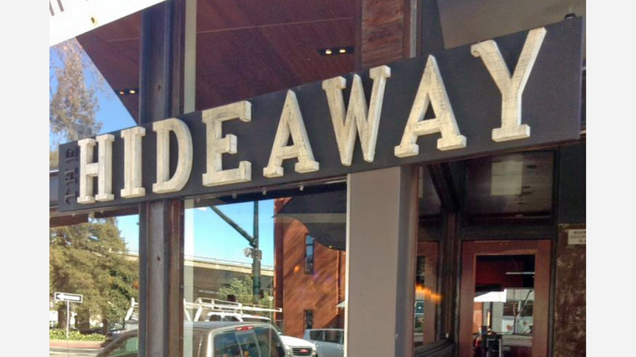 Photo: The Hideaway/Yelp