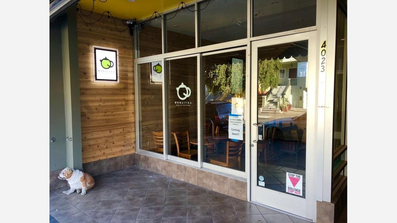 Qualitea is now open at 4023 18th St.   Photo: Steven Bracco/Hoodline