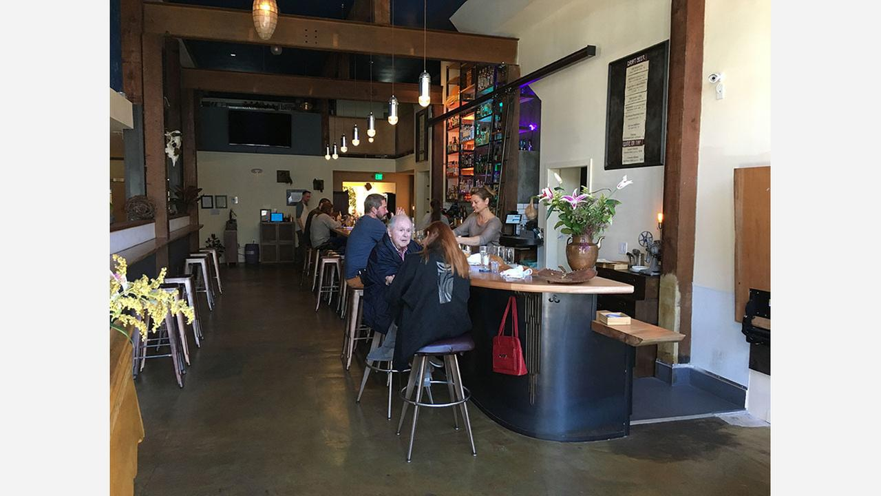 Patrons at Copper Spoon during lunch hour. | Photo: Cirrus Wood