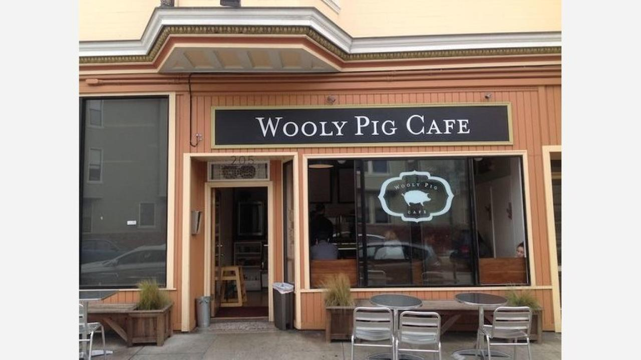 Wooly Pig Cafe. | Photo: Walter Thompson/Hoodline
