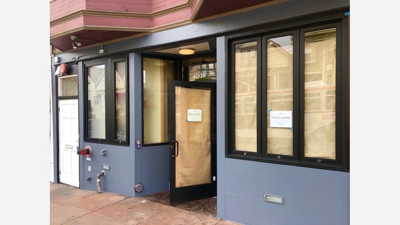 Indo Restaurant opens Thursday. | Photo: Steven Bracco/Hoodline