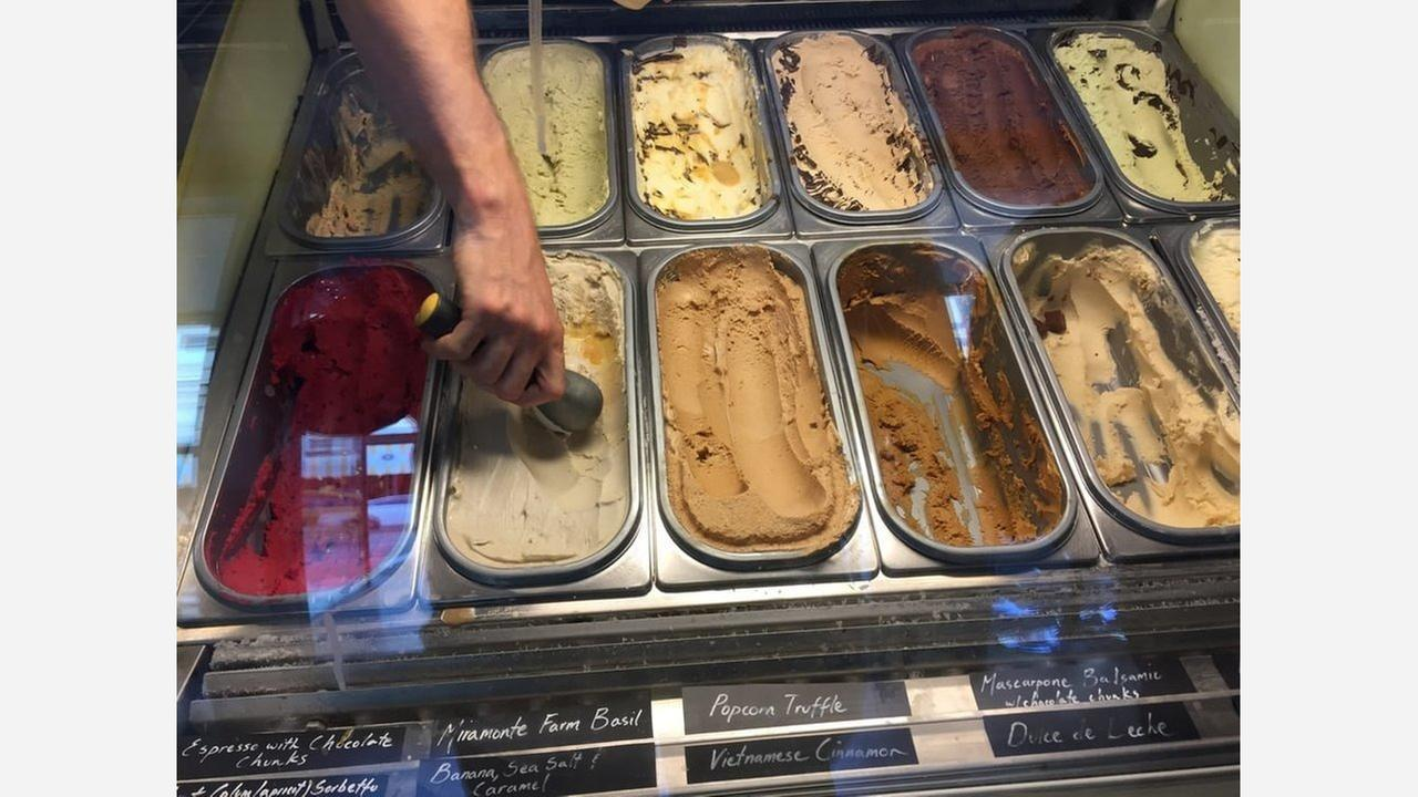 Lush Gelato on Polk St. | Photo: Ed U./Yelp