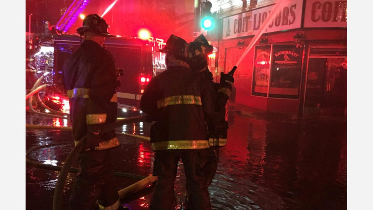 Photo: San Francisco Fire Department/Twitter