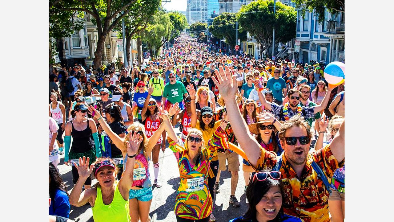 Photo: Bay to Breakers / Facebook