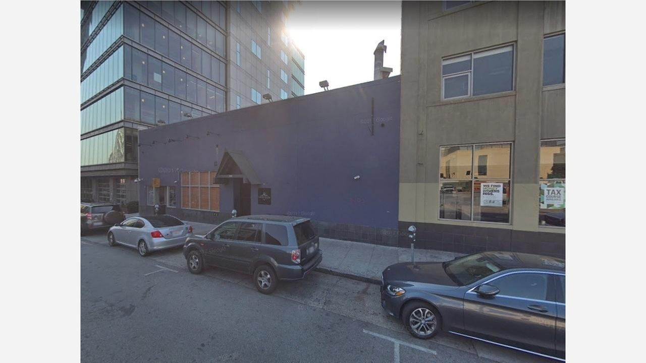555 Golden Gate Ave today. | Photo: Google