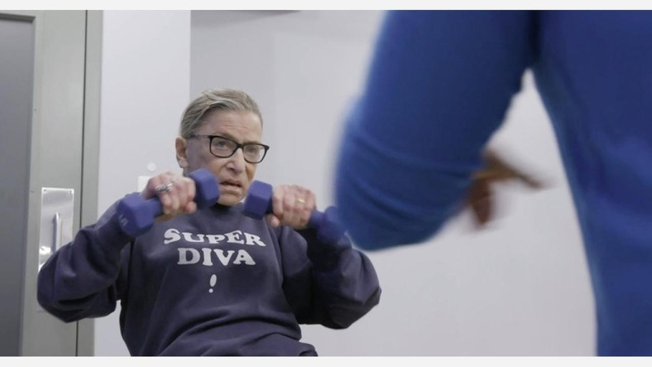 RBG. | Photo: Rotten Tomatoes