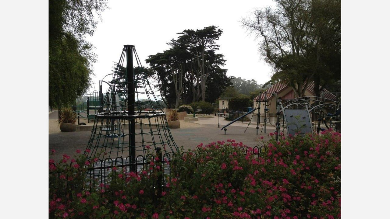 Julius Kahn Playground. | Photo: Jeremy S./Yelp